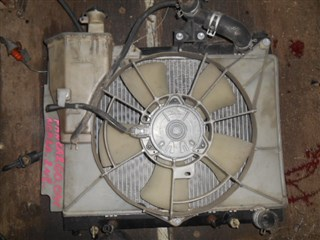 Радиатор основной Toyota Funcargo Владивосток