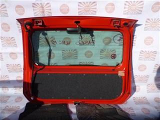 Дверь задняя Toyota Passo Владивосток