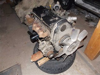 Двигатель Toyota Hilux Pickup Улан-Удэ