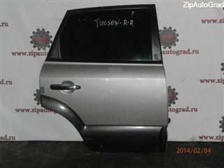 Дверь Hyundai Tucson Москва