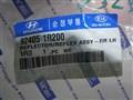 Отражатель бампера для Hyundai Solaris
