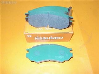 Тормозные колодки Nissan Rasheen Новосибирск