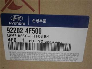 Туманка Hyundai Porter Владивосток