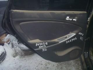 Обшивка дверей Hyundai Solaris Иркутск