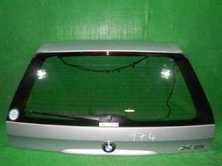 Дверь задняя BMW X5 Новосибирск