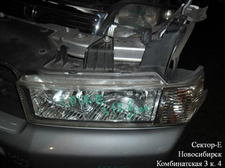 Фара Honda Mobilio Spike Новосибирск
