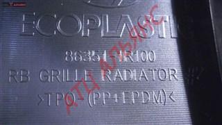 Решетка радиатора Hyundai Solaris Владивосток