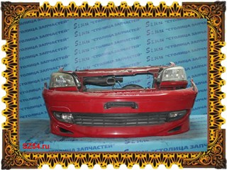 Nose cut Subaru Traviq Новосибирск