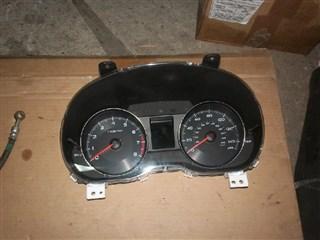 Панель приборов Subaru Impreza XV Новосибирск