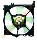 Диффузор радиатора для Nissan Almera