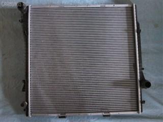 Радиатор основной BMW X5 Новосибирск