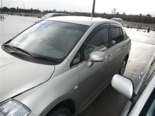 Стойка кузова средняя Nissan Tiida Latio Владивосток