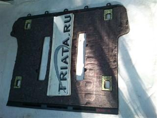 Пол багажника пластик Lexus GX470 Владивосток