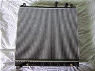 Радиатор основной Nissan Titan Новосибирск