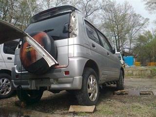 Крыло Daihatsu Terios Kid Владивосток