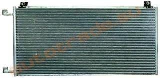 Радиатор кондиционера Hummer H2 Иркутск