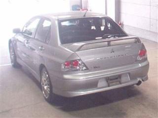 Бампер Mitsubishi Lancer Evolution Новосибирск