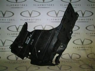 Защита двигателя Toyota Nadia Владивосток