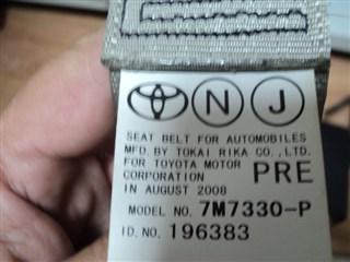 Ремень безопасности Toyota Prius Владивосток