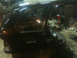 Половина кузова BMW X5 Владивосток
