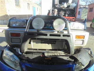 Nose cut Nissan Mistral Владивосток
