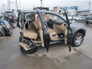 Порог Volkswagen Touareg Владивосток