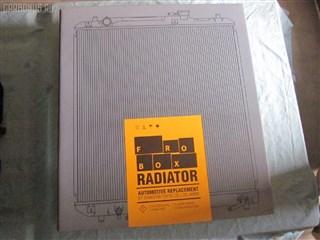 Радиатор основной Toyota Sequoia Новосибирск