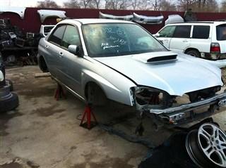 Капот Subaru Impreza WRX STI Уссурийск