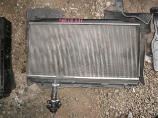 Радиатор основной Honda Mobilio Владивосток