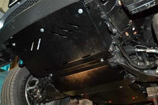Защита двигателя Mitsubishi Pajero Sport Владивосток