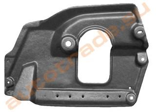 Защита двигателя Lexus LX570 Иркутск