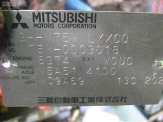 Блок управления форсунками Mitsubishi Proudia Владивосток