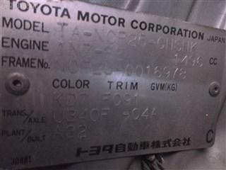 Тяга реактивная Toyota Will Cypha Владивосток