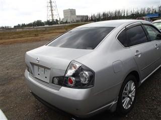 Лючок бензобака Nissan Fuga Владивосток