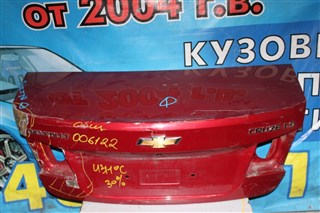 Крышка багажника Chevrolet Cruze Бердск