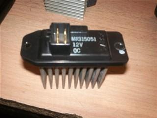 Резистор вентилятора охлаждения Mitsubishi Challenger Новосибирск