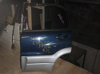 Стекло двери Suzuki Escudo Новосибирск