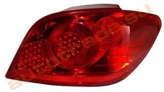 Стоп-сигнал Peugeot 307 Иркутск
