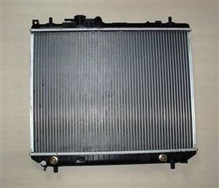 Радиатор основной Daihatsu Terios Уссурийск
