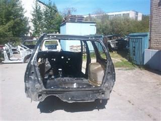 Днище багажника Subaru Forester Новосибирск