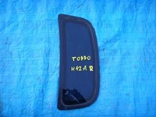 Стекло собачника Mitsubishi Toppo Владивосток