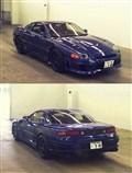Форточка кузова для Mitsubishi Gto