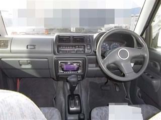 Блок управления климат-контролем Suzuki Jimny Владивосток