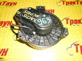 Мотор печки Toyota Ractis Уссурийск
