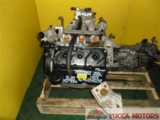 Двигатель Mitsubishi Minicab Барнаул