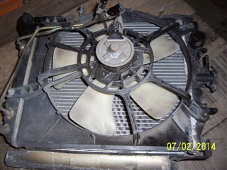 Радиатор основной Toyota Duet Владивосток