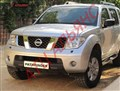 Бампер для Nissan Navara