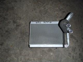 Радиатор печки Toyota Will Владивосток