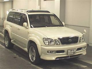 Фара Toyota Land Cruiser Cygnus Уссурийск