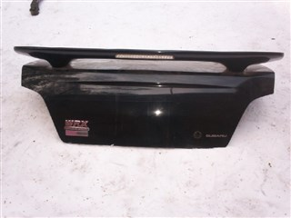 Крышка багажника Subaru Impreza WRX Новосибирск